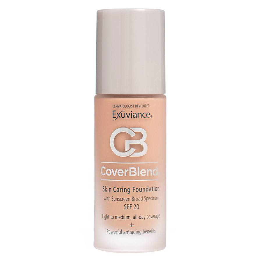 Exuviance CoverBlend Skin Caring Foundation SPF 20 30 ml – Neutral Beige