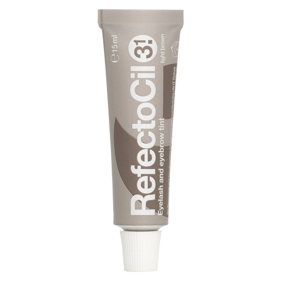 RefectoCil Eyelash & Eyebrow Tint – No. 3.1 Light Brow 15ml