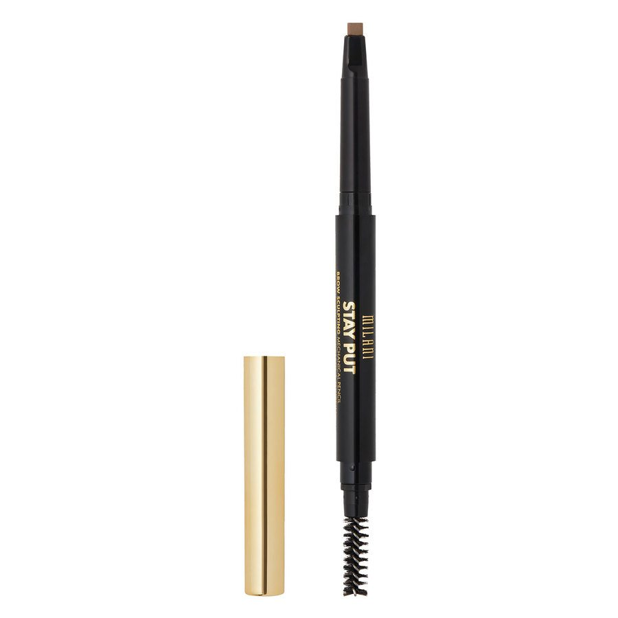 Milani Stay Put Brow Sculpting Mechanical Pencil Medium Brown