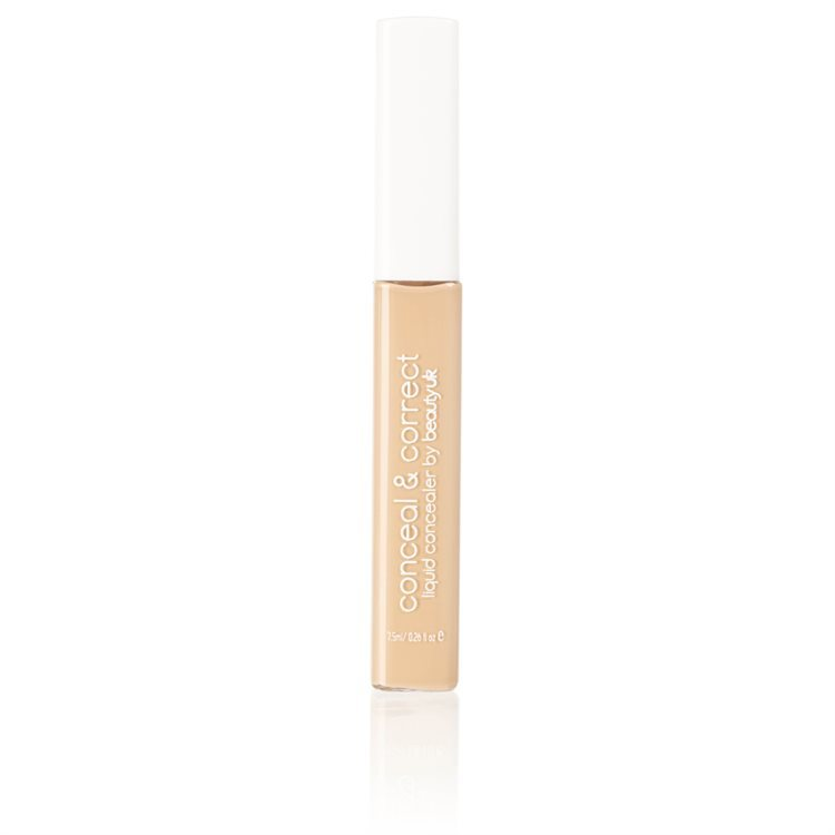 Beauty UK Conceal & Correct Liquid Concealer No. 2