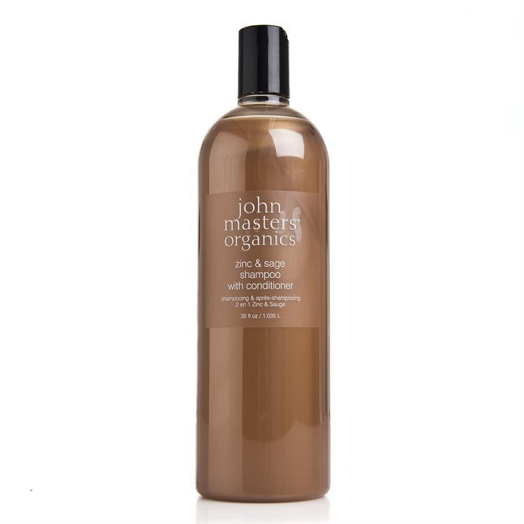 John Masters Organics Zinc & Sage Shampoo with Conditioner 1035ml
