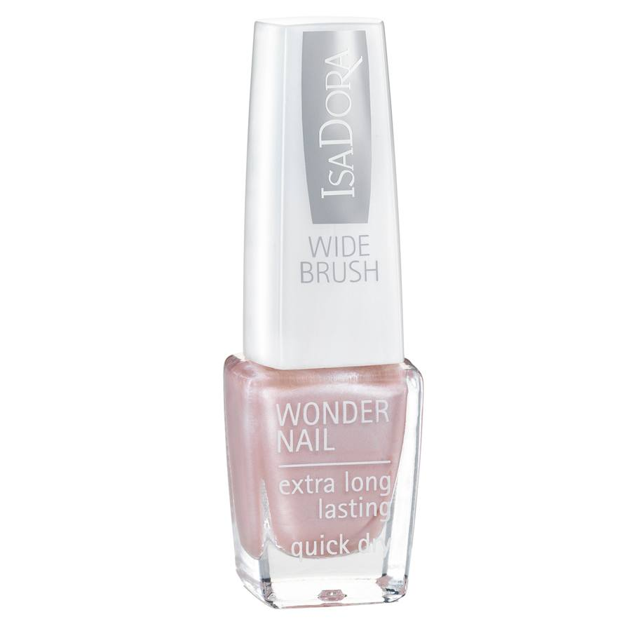 IsaDora Wonder Nail Wide Brush 6 ml - 614 Glacè