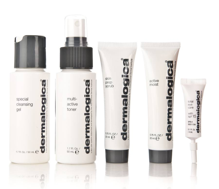 Dermalogica Skin Kit Normal/Oily (5 tuotetta)