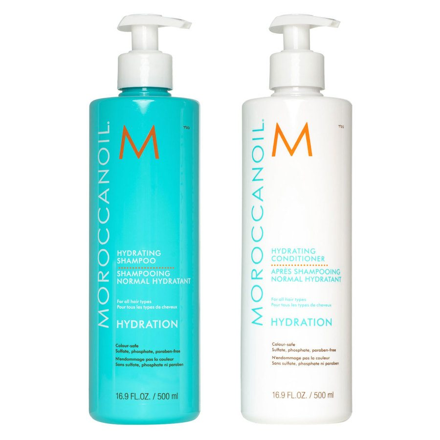 Moroccanoil Hydrating Shampoo & Conditioner 2 x 500 ml