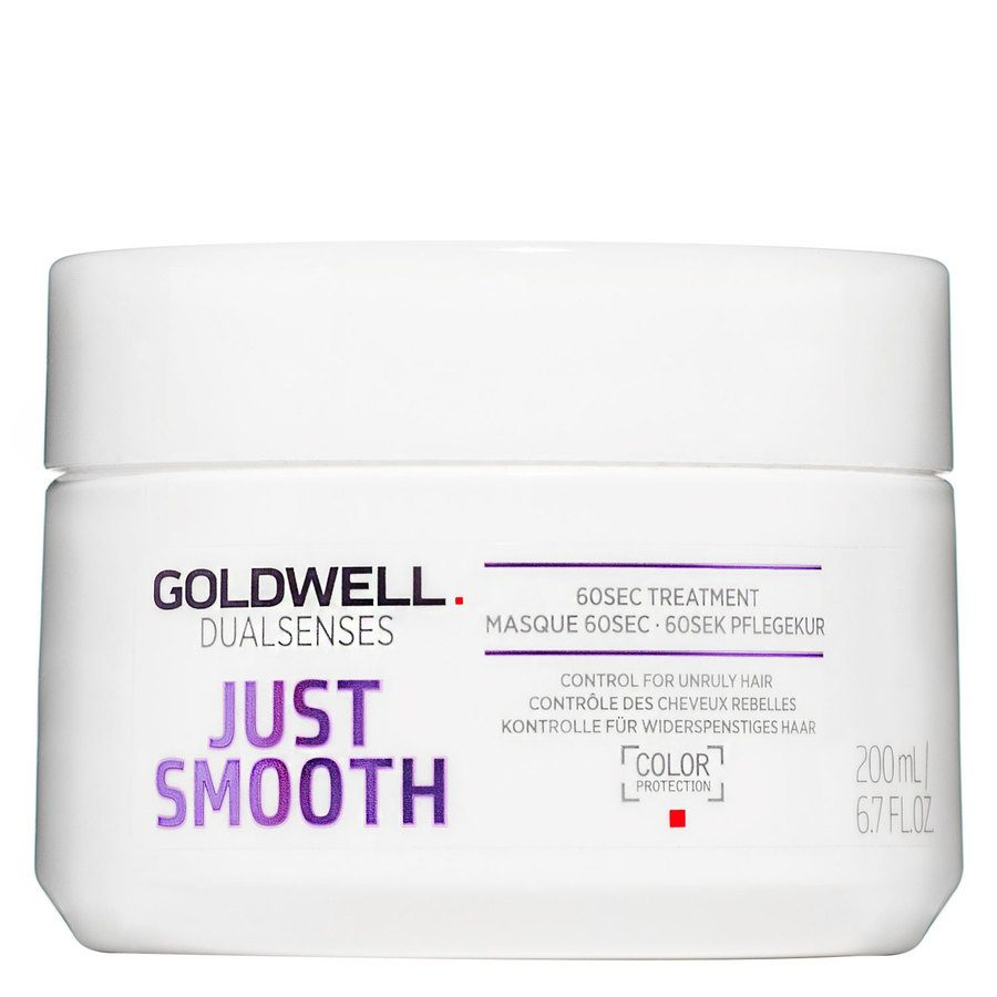 Goldwell Dualsenses Just Smooth 60sec Treatment 200 ml