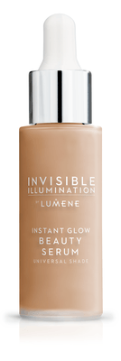 Lumene Invisible Illumination Instant Glow Beauty Serum Universal Medium 30 ml
