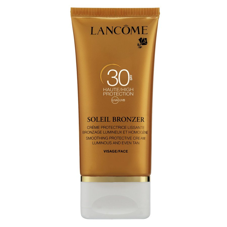 Lancôme Soleil Bronzer Sun Protection Face Cream SPF 30 50 ml