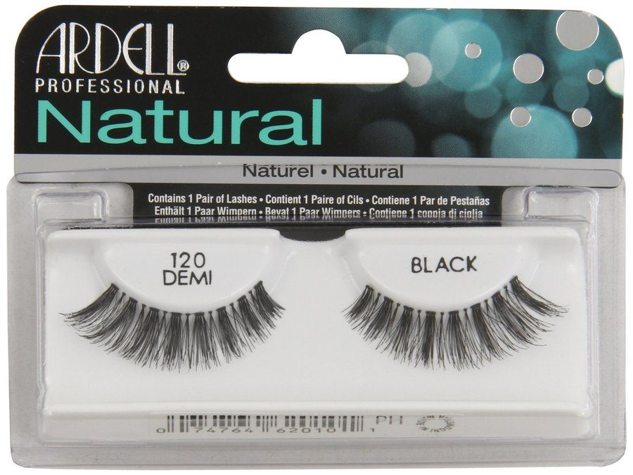 Ardell Natural Fashion Lashes – 120 Black