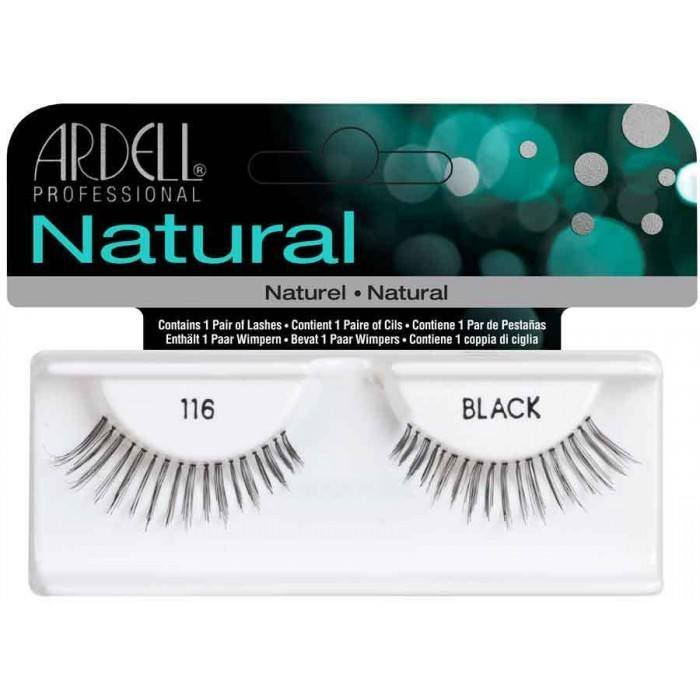 Ardell Natural Fashion Lashes – 116 Black