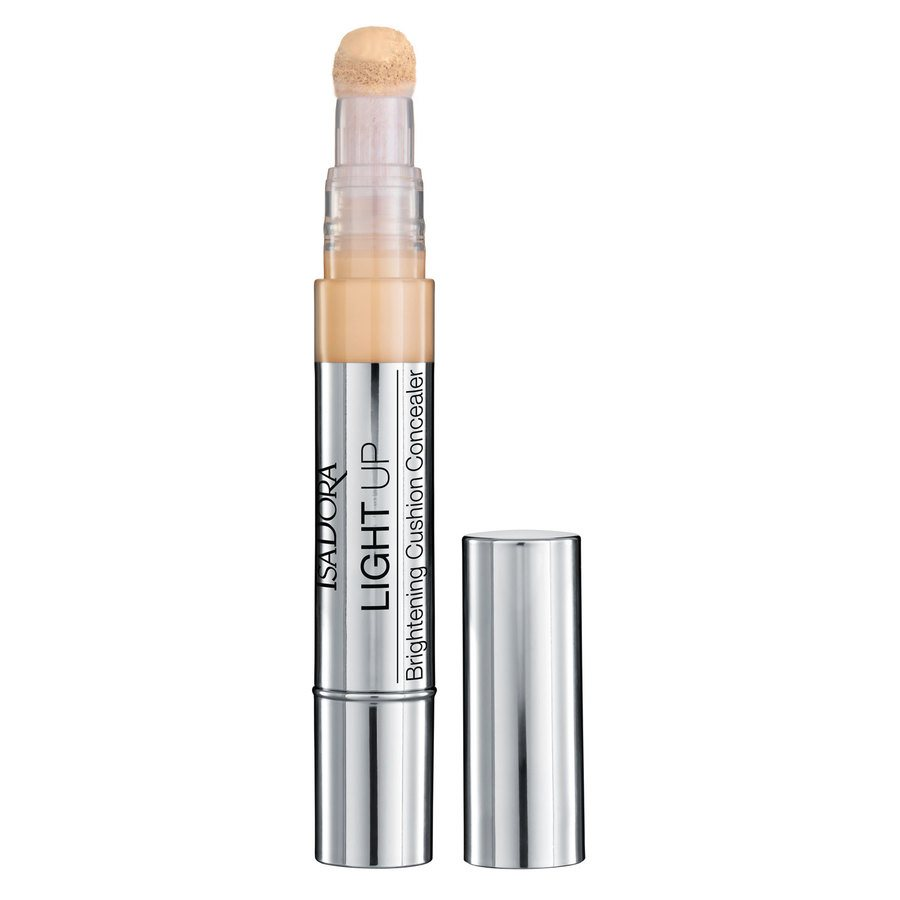 IsaDora Light Up Brightening Cushion Concealer 4,2 ml – 02 Nude
