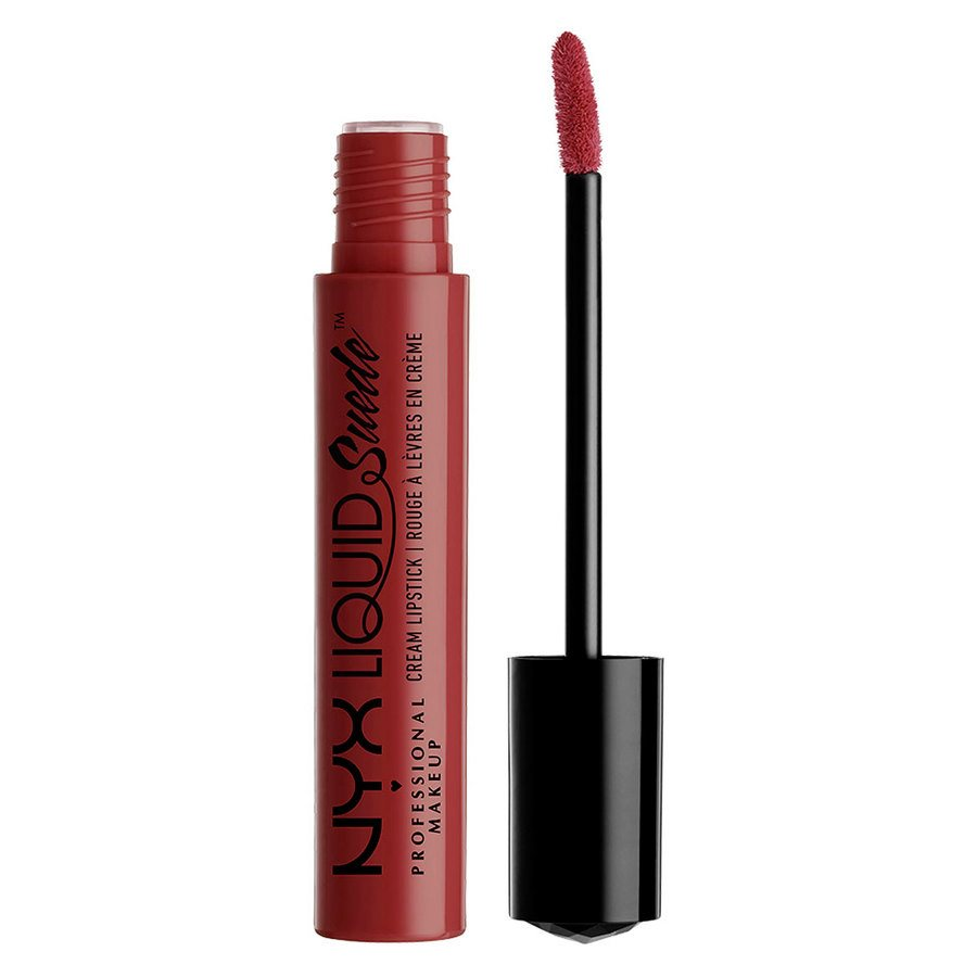 NYX Professional Makeup Liquid Suede Cream Lipstick – Soft Spoken 4ml