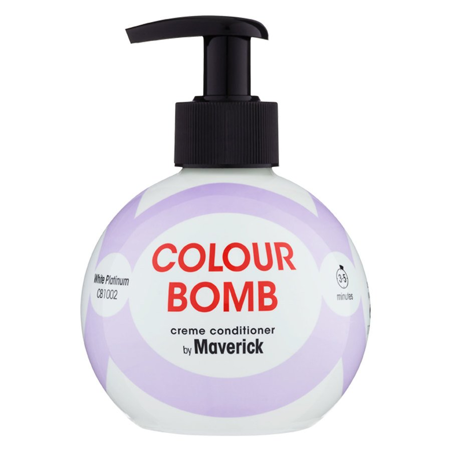 Colour Bomb White Platinum 250ml