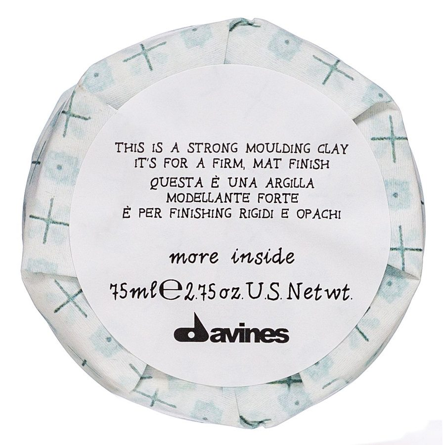 Davines More Inside This Is A Strong Moulding Clay 100 ml
