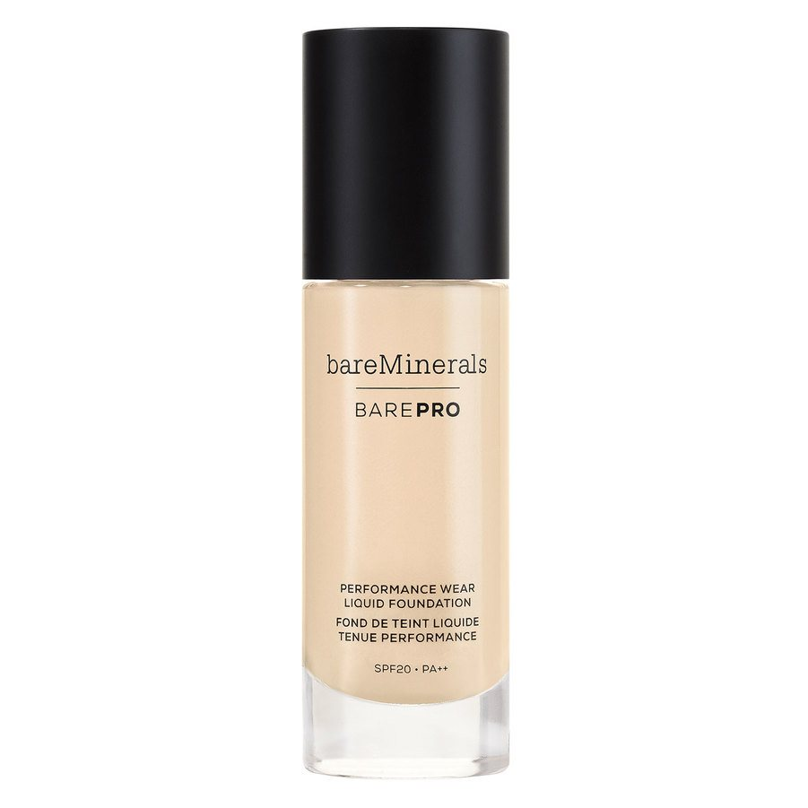 BareMinerals BarePro Performance Wear Liquid Foundation SPF20 30ml Fair 01
