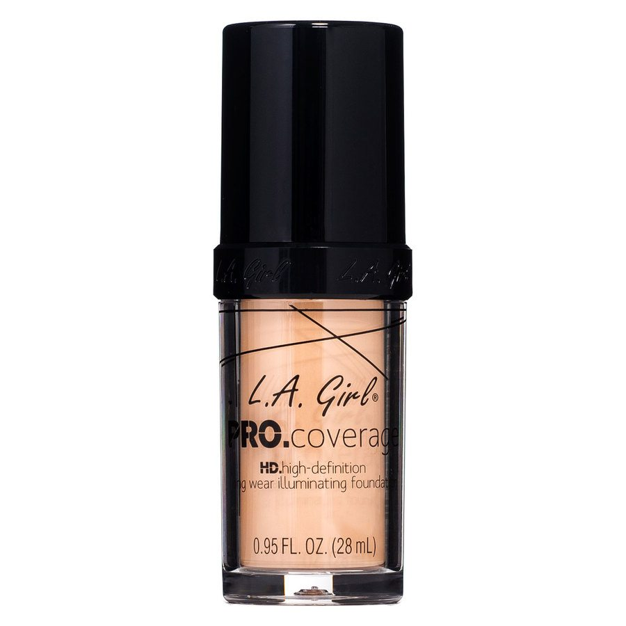 L.A. Girl Pro Coverage Illuminating Foundation – GLM643 Porcelain