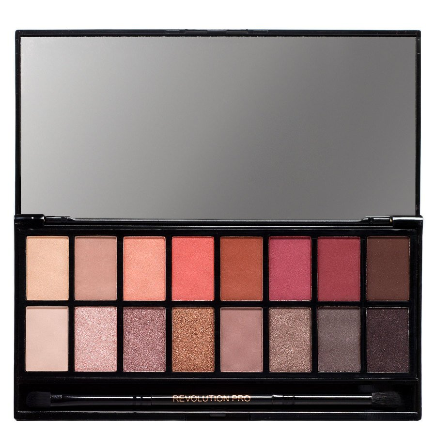 Makeup Revolution Palette New-Trals Vs Neutrals 16 g