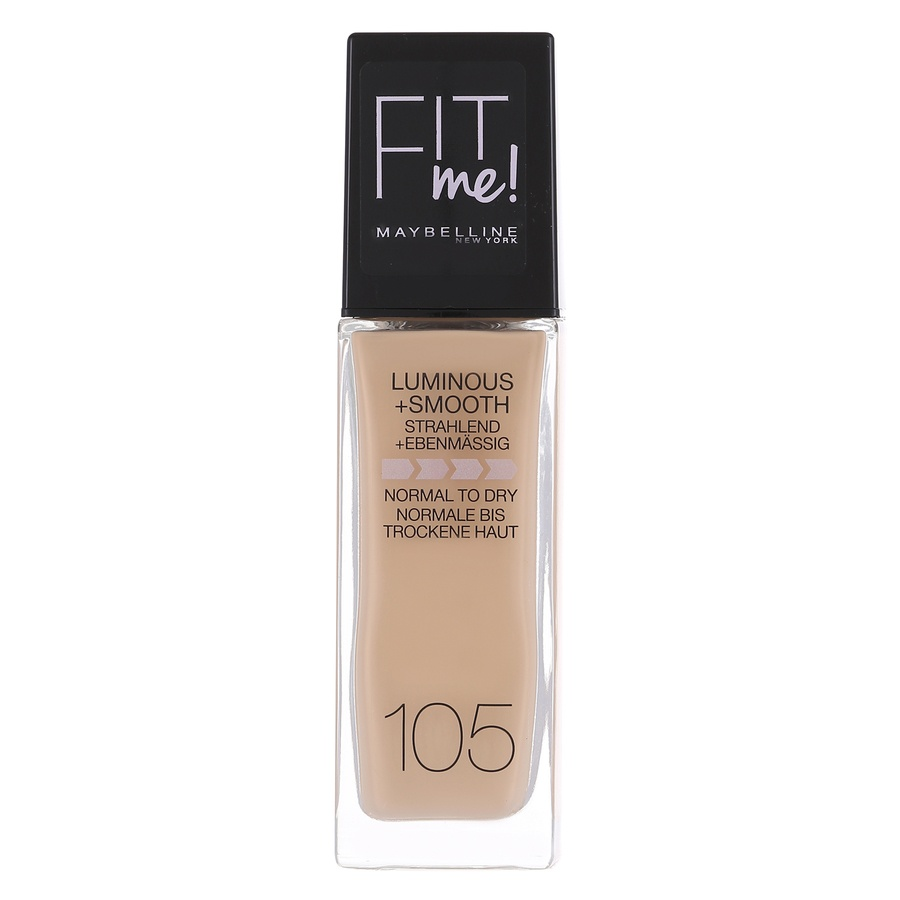 Maybelline Fit Me Liquid Foundation 30 ml - Natural Ivory 105