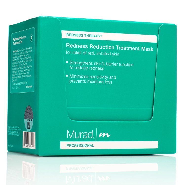 Murad Redness Reduction Treatment Mask 15kpl