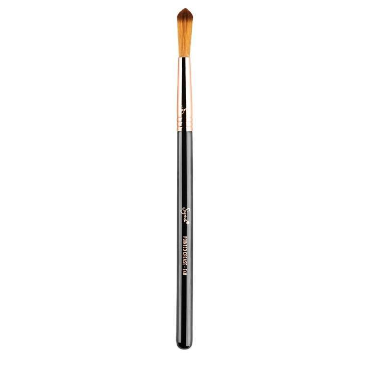 Sigma E48 Pointed Crease Brush – Copper