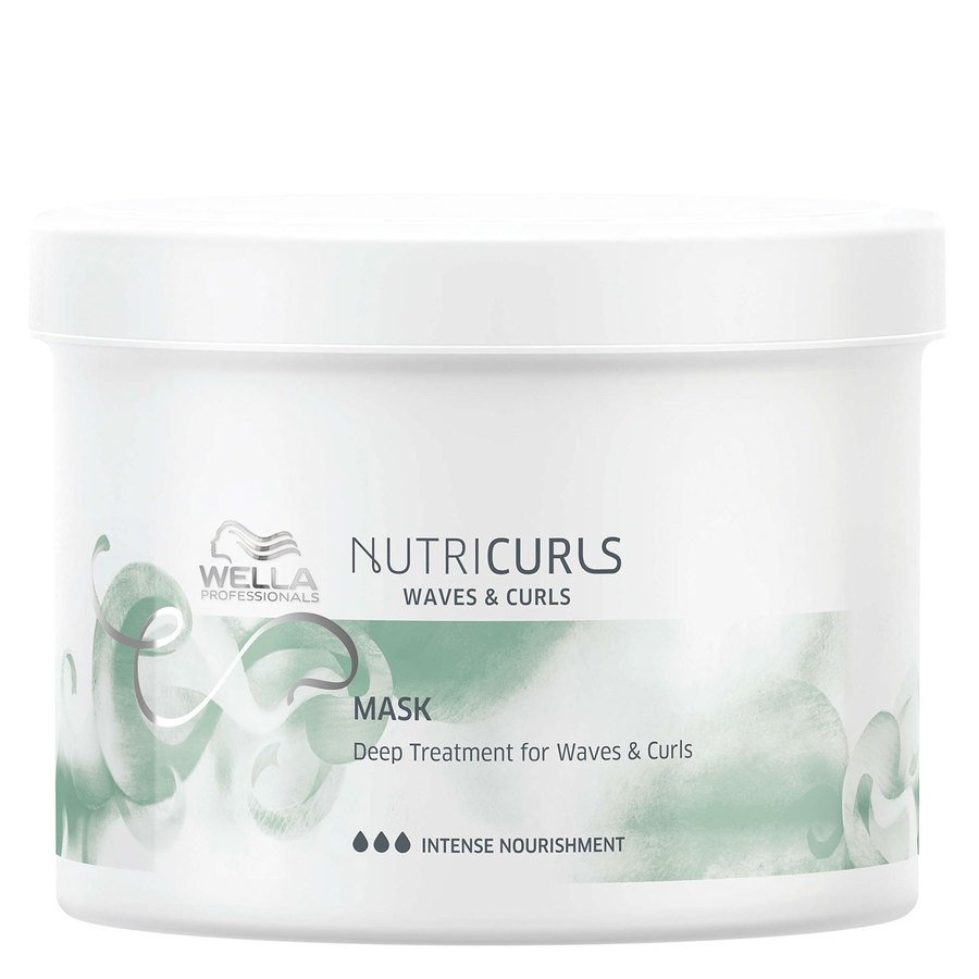 Wella Professionals Nutricurls Deep Treatment For Waves & Curls 500 ml