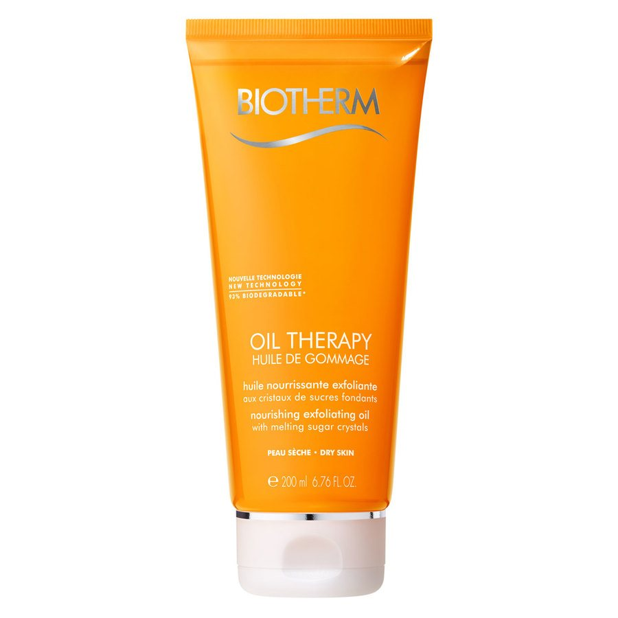Biotherm Oil Therapy Huile De Gommage Exfoliator Dry Skin 200 ml