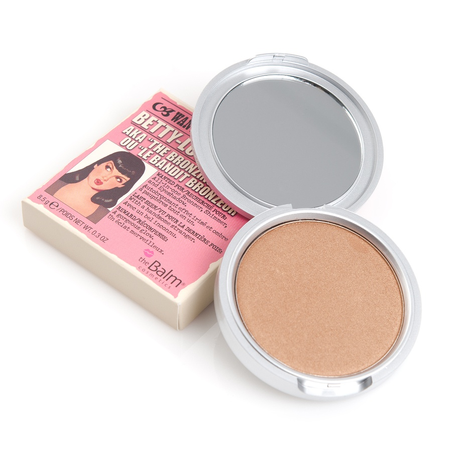 "theBalm Betty-Lou Manizer Aka ""The Bronzing Bandit"" Bronzer, Shimmer & Eyeshadow 8,5 g"