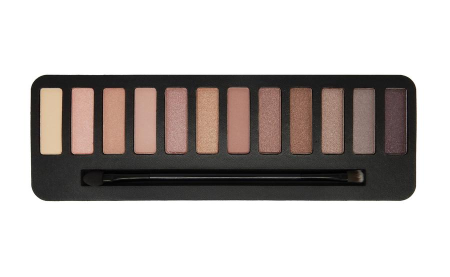 W7 Cosmetics Eye Colour Palette In The Nude 15,6g