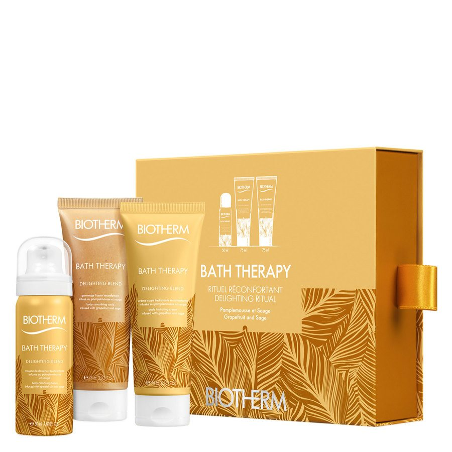 Biotherm Bath Therapy Delighting Blend Starter Lahjapakkaus