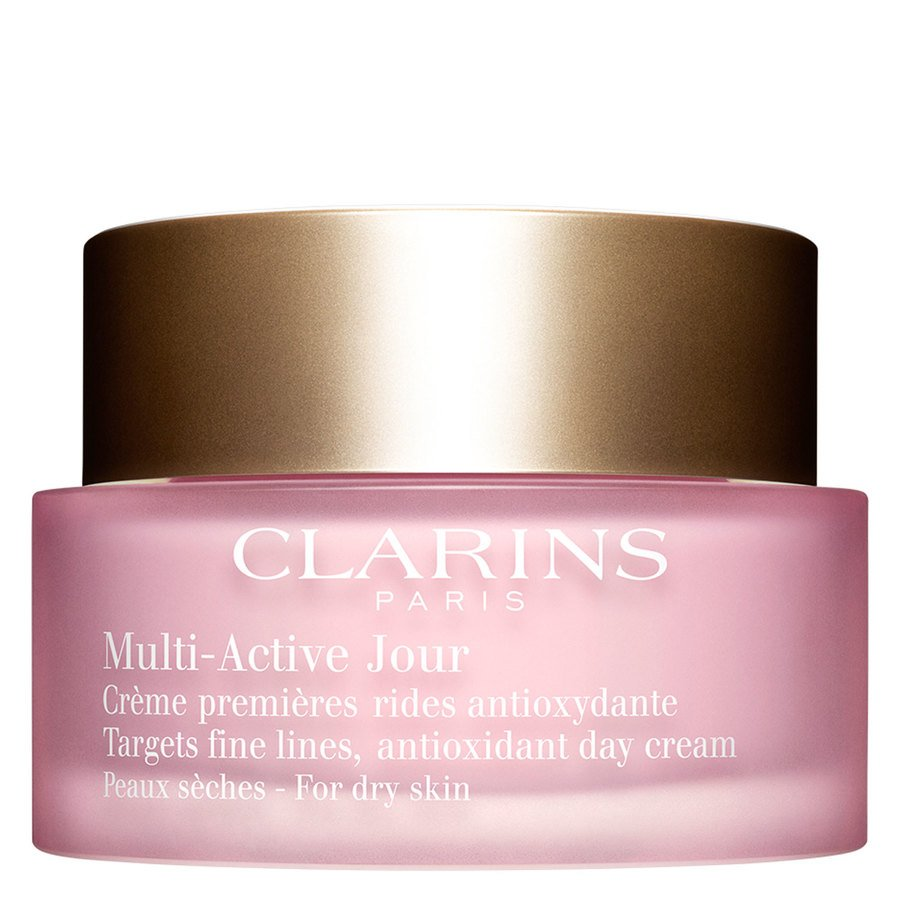 Clarins Multi Active Jour Day Cream Gel Dry Skin 50 ml