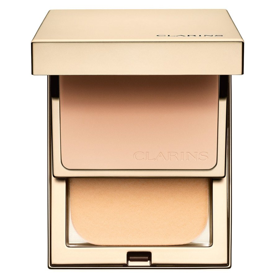 Clarins Everlasting Compact Foundation+ 10 g – 107 Beige