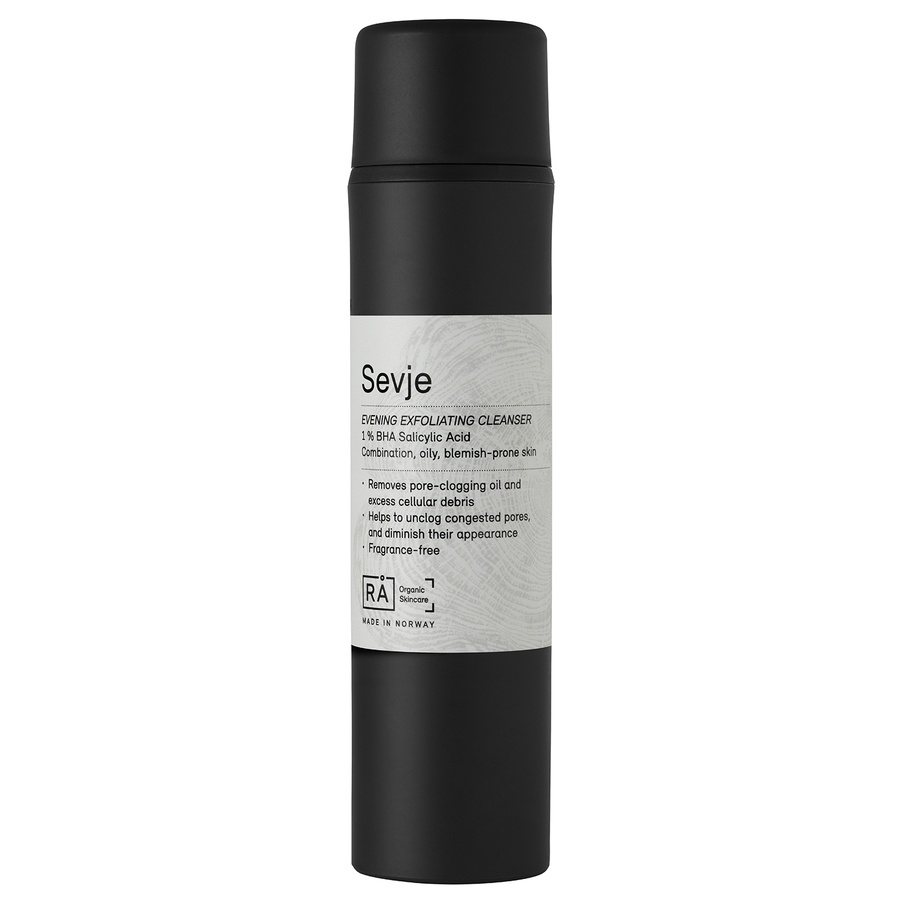 RÅ Organic Skincare (Exp 03.2019) Sevje Evening Exfoliating Cleanser 150 ml