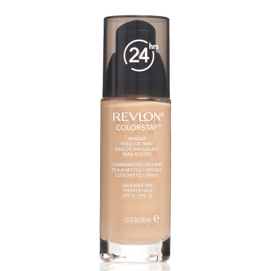 Revlon Colorstay Makeup Combination/Oily Skin 30 ml – 340 Early Tan