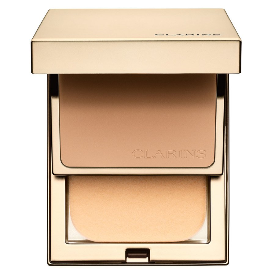 Clarins Everlasting Compact Foundation+ 10 g – 112 Amber
