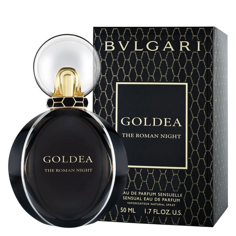Bvlgari Goldea The Roman Night Eau De Parfum Sensuelle 50 ml