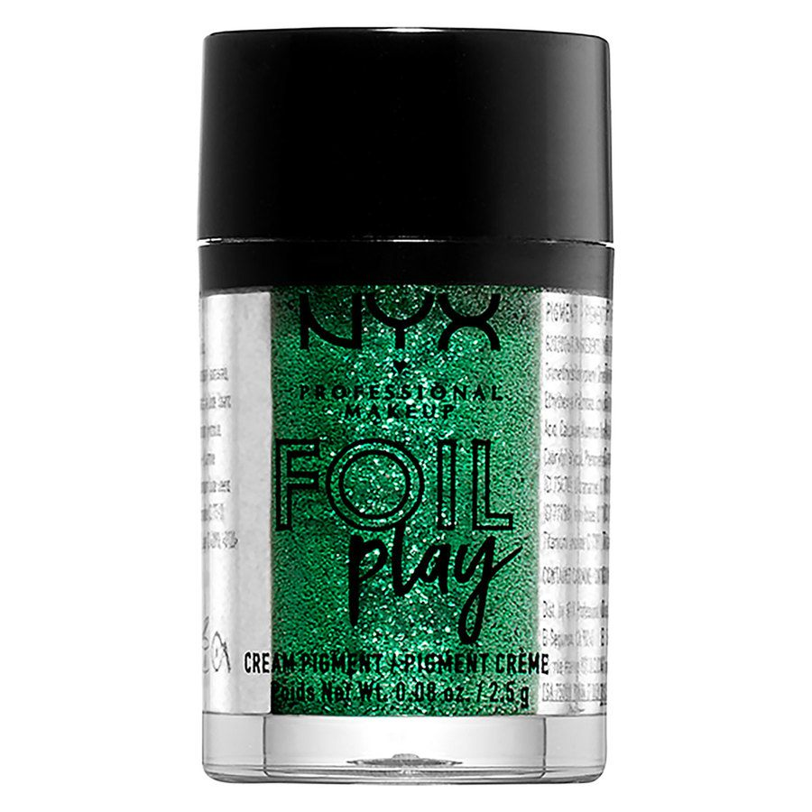 NYX Professional Makeup Foil Play Cream Pigment Digital Glitch 2,5g
