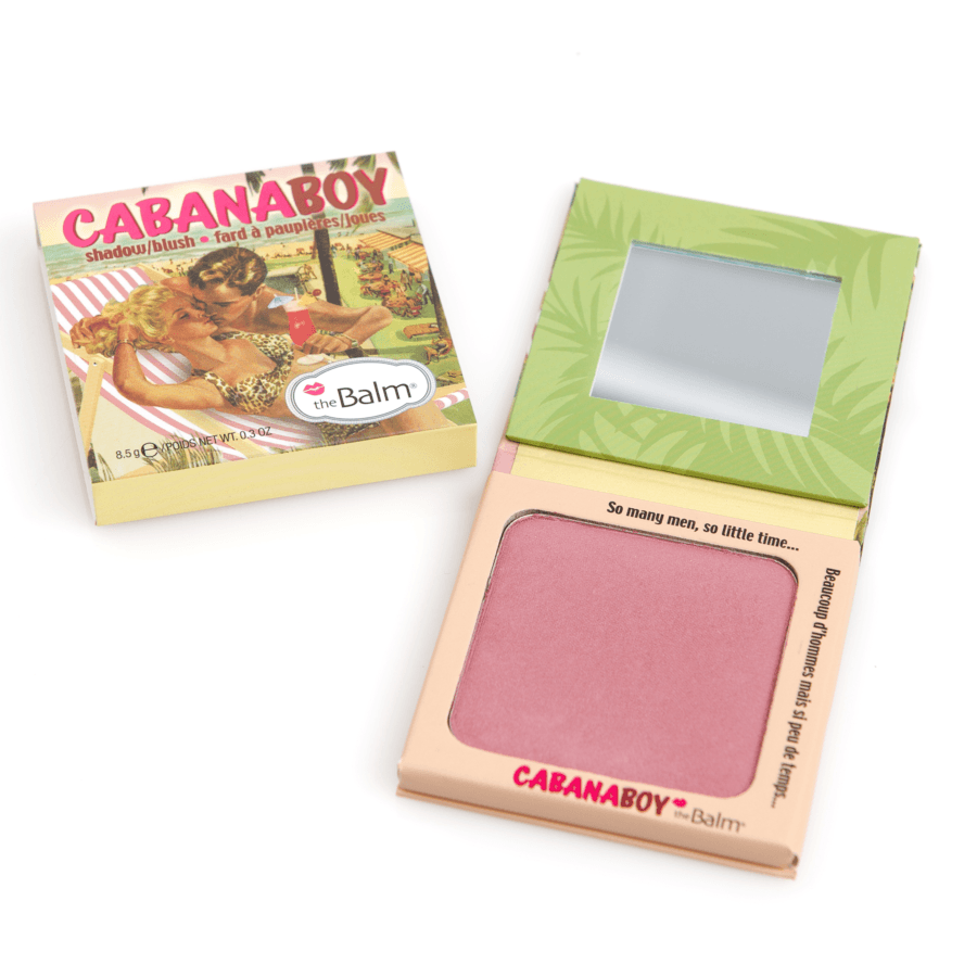 theBalm CabanaBoy Shadow/Blush 8,5 g