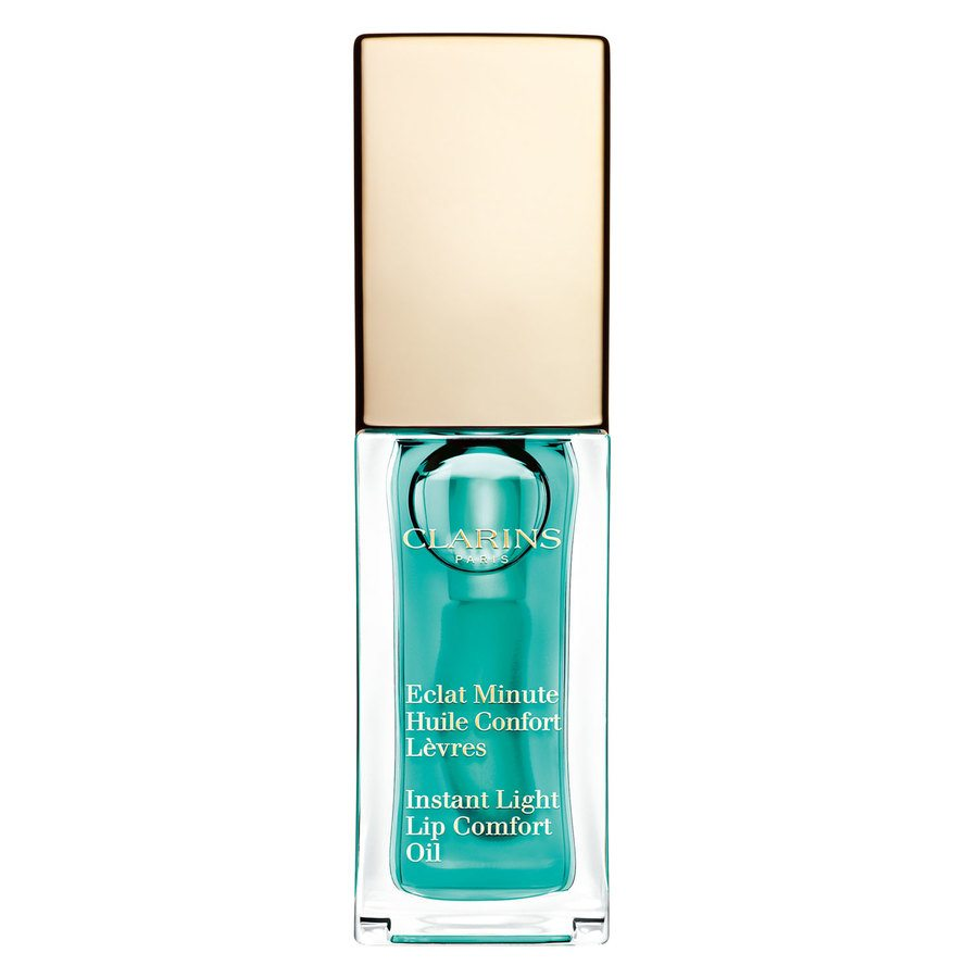 Clarins Instant Light Lip Comfort Oil 7 ml – #06 Mint