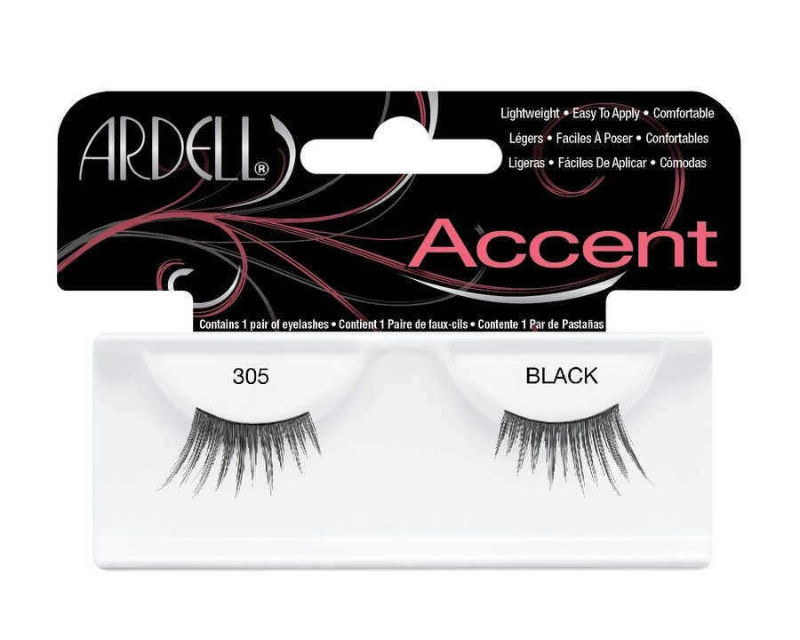 Ardell Accent Fashion Lashes – 305 Black
