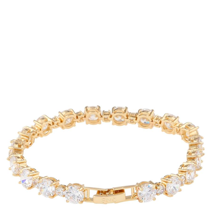 Snö of Sweden Duo Bracelet – Gold/Clear