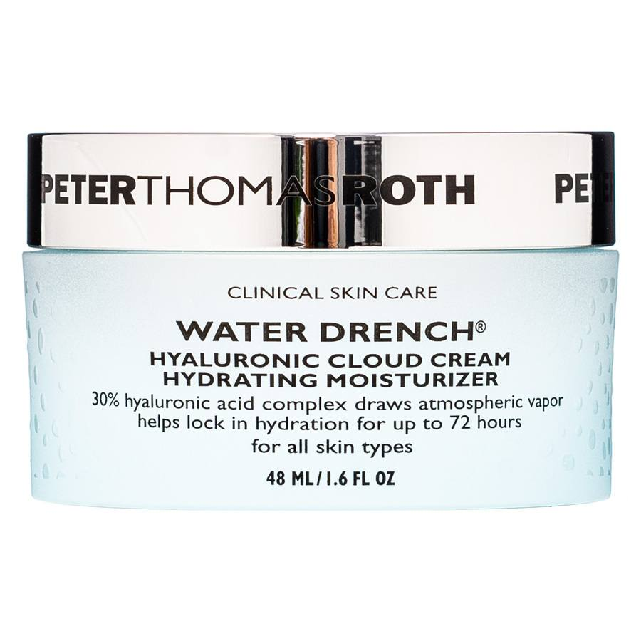 Peter Thomas Roth Water Drench Hyaluronic Cloud Cream Hydrating Moisturizer 48 ml