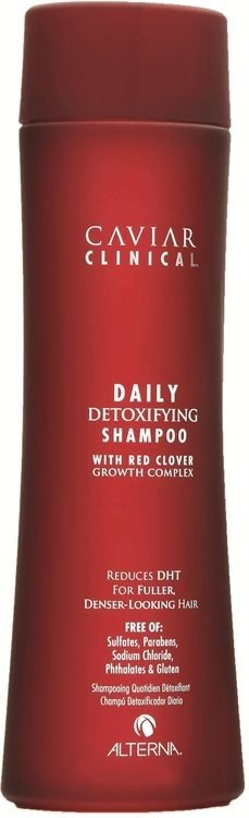 Alterna Caviar Clinical Daily Detoxifying Shampoo 250 ml