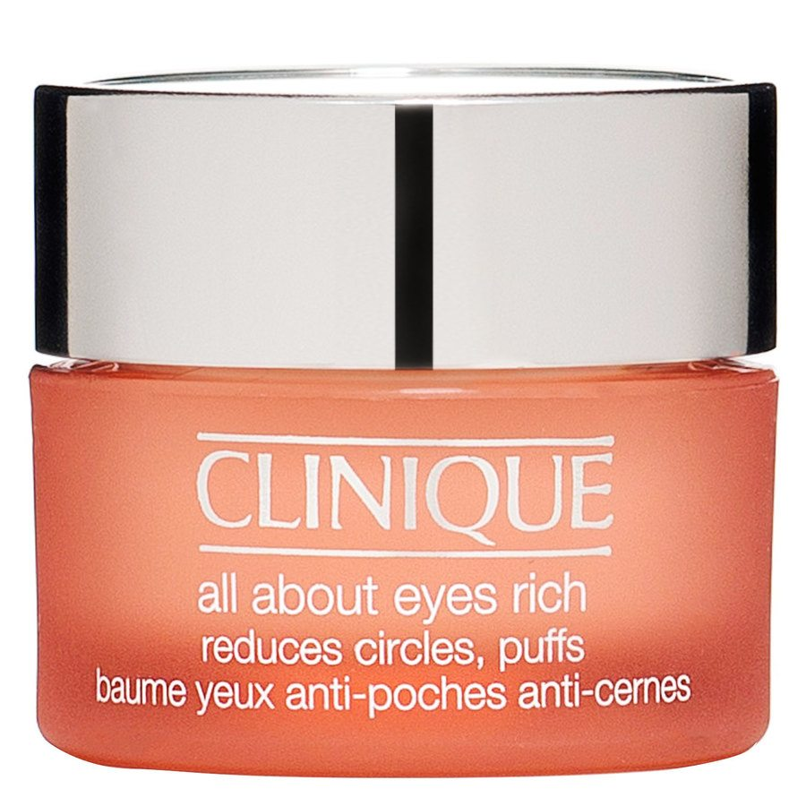 Clinique All About The Eyes Rich Reduces Circles, Puffs 15ml