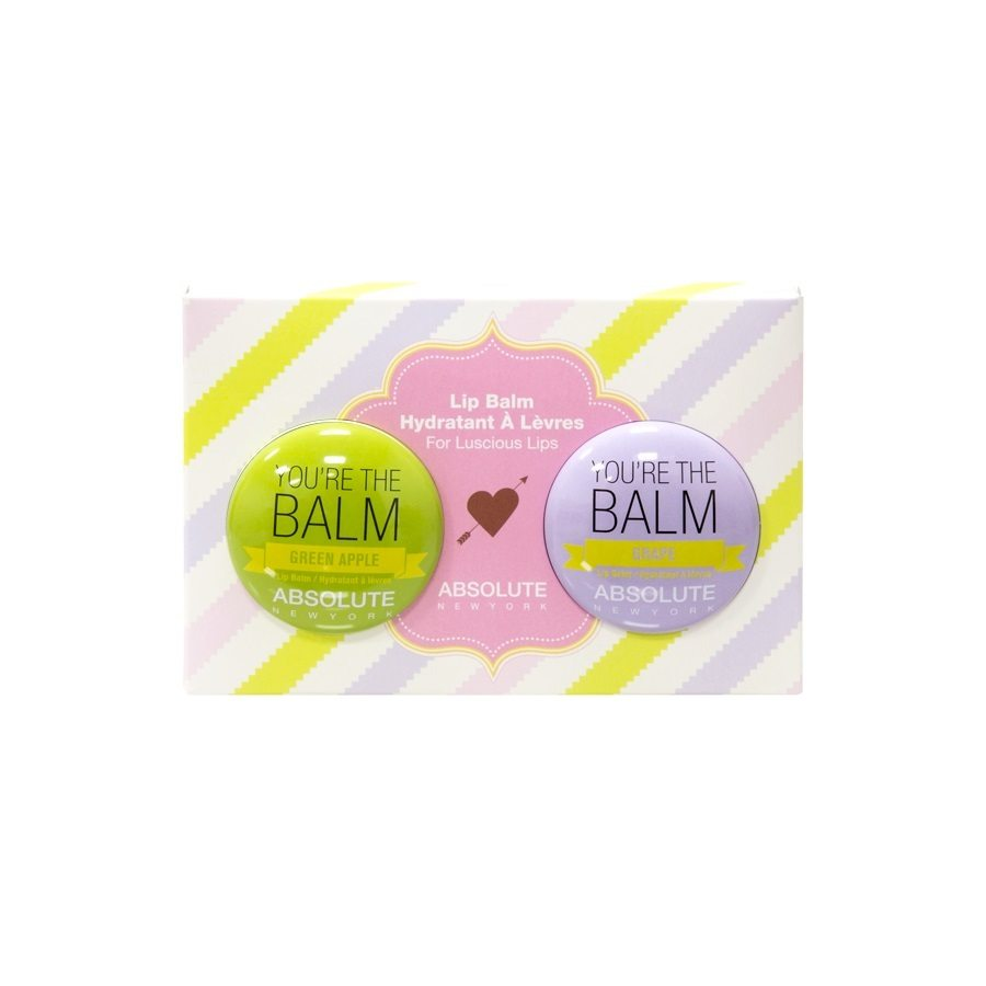 Absolute New York Lip Balm You're The Balm ADB01 2x12g