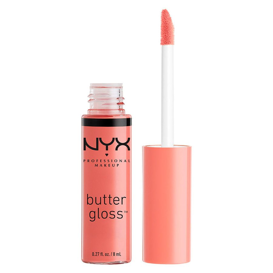 NYX Professional Makeup Butter Gloss  Apple Strudel 6,5g