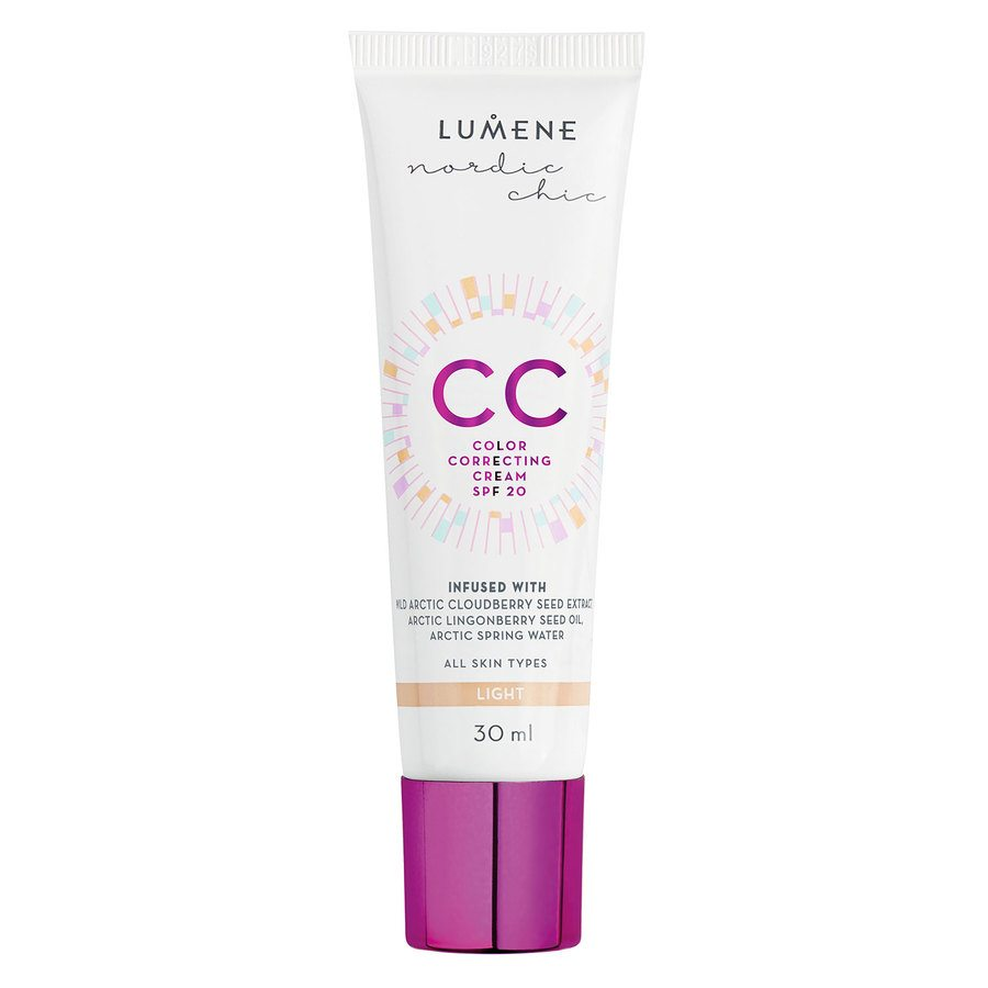Lumene CC Colour Correcting Cream SPF20 Light 30ml