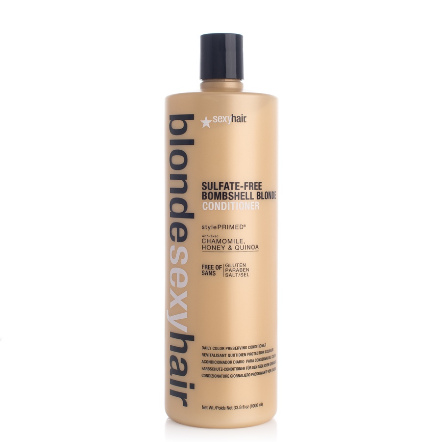 Sexy Hair Sulfate-Free Bombshell Blonde Conditioner 1 000 ml