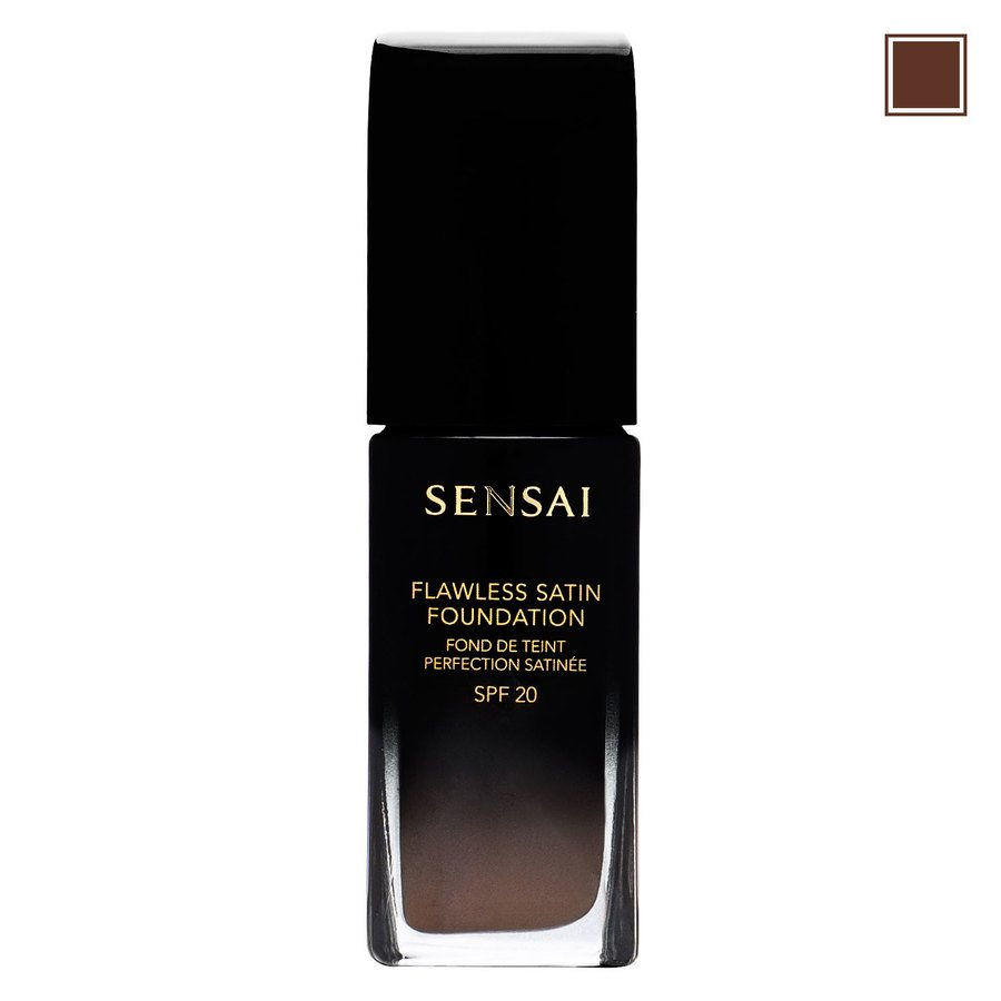 Sensai Flawless Satin Foundation FS206 Brown Beige 30ml