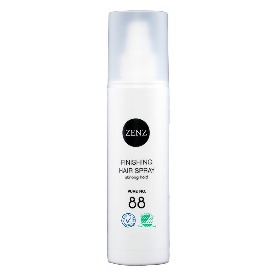 Zenz Organic Finishing Hair Spray Pure No.88 Strong Hold 200 ml