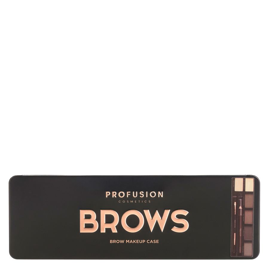 Profusion Cosmetics Brows Makeup Case