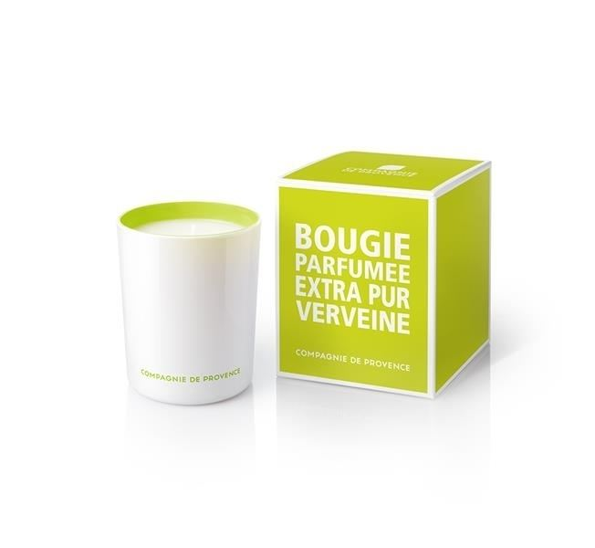 Compagnie De Provence Scented Candle 180g – Fresh Verbena
